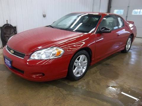 2007 Chevrolet Monte Carlo for sale in Wahpeton, ND