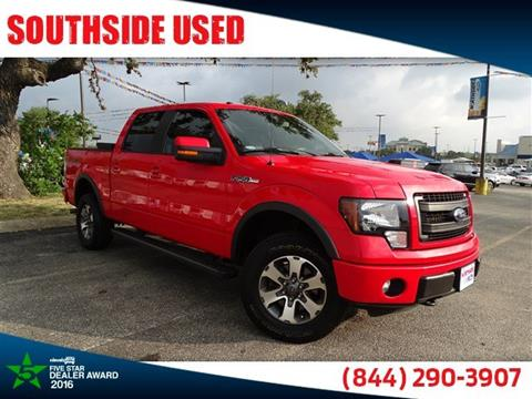2014 Ford F-150 for sale in San Antonio TX