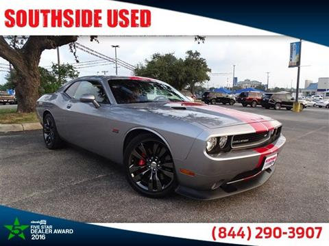 2013 Dodge Challenger for sale in San Antonio TX