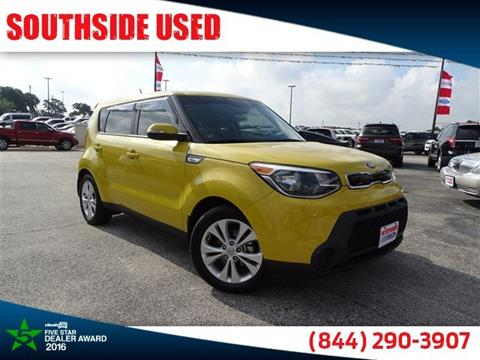 2014 Kia Soul for sale in San Antonio TX