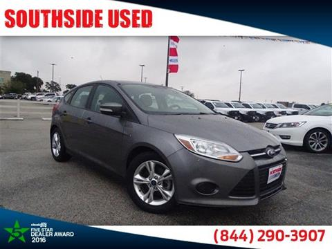 2014 Ford Focus for sale in San Antonio TX
