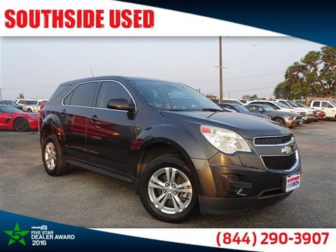 2012 Chevrolet Equinox for sale in San Antonio TX