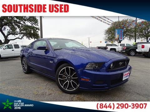2014 Ford Mustang for sale in San Antonio TX