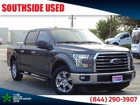 Used Trucks San Antonio >> 2016 Ford F 150 For Sale In San Antonio Tx