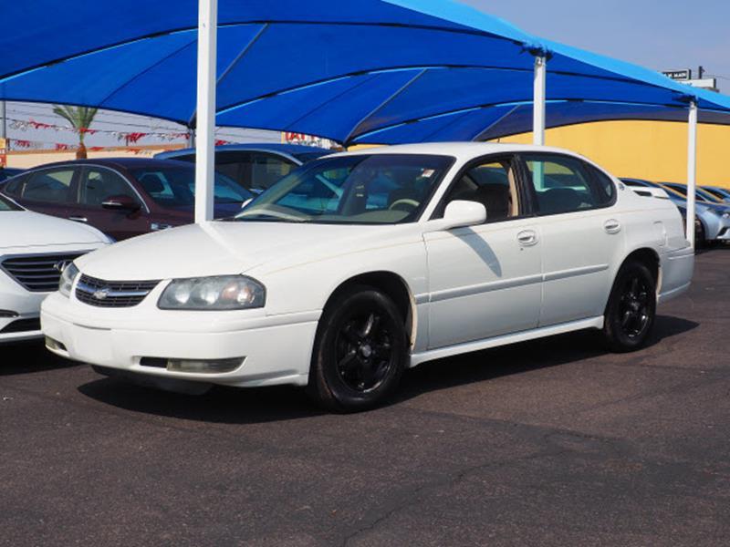 2005 Chevrolet Impala LS 4dr Sedan   Mesa AZ