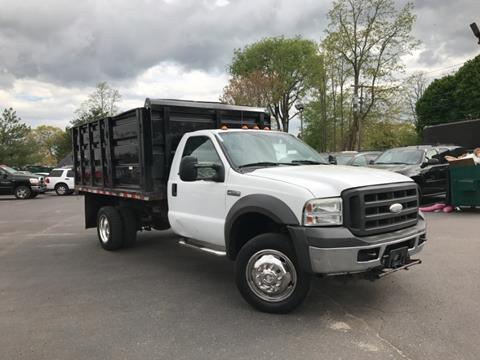 2005 Ford F-550 for sale in Centereach, NY