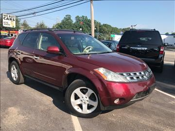 2005 Nissan Murano for sale in Centereach, NY