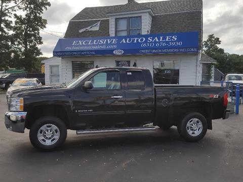 2009 Chevrolet Silverado 2500HD for sale in Centereach, NY