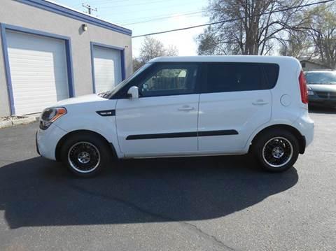 2013 Kia Soul for sale at Oak Street Auto Brokers in Pocatello ID
