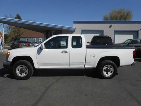2011 GMC Canyon for sale at Oak Street Auto Brokers in Pocatello ID