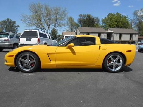 2005 Chevrolet Corvette for sale at Oak Street Auto Brokers in Pocatello ID