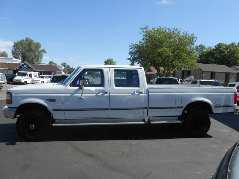 1997 Ford F-350 for sale at Oak Street Auto Brokers in Pocatello ID