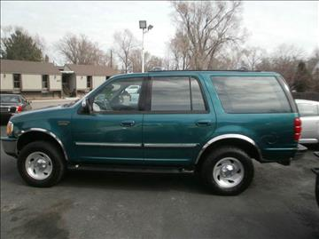 1997 Ford Expedition for sale at Oak Street Auto Brokers in Pocatello ID