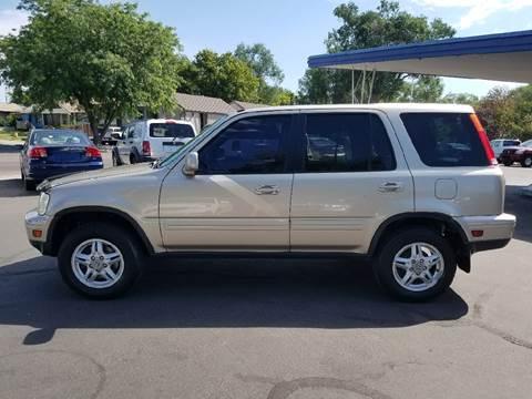 2001 Honda CR-V for sale at Oak Street Auto Brokers in Pocatello ID