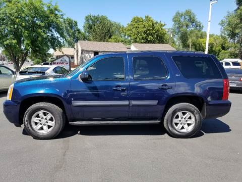 2007 GMC Yukon for sale at Oak Street Auto Brokers in Pocatello ID