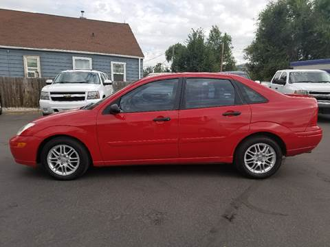 2000 Ford Focus for sale at Oak Street Auto Brokers in Pocatello ID