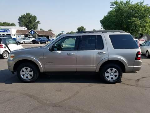 2008 Ford Explorer for sale at Oak Street Auto Brokers in Pocatello ID
