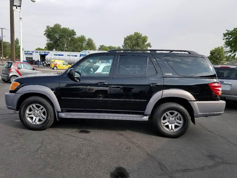 2001 Toyota Sequoia for sale at Oak Street Auto Brokers in Pocatello ID