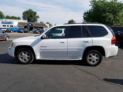 2005 GMC Envoy for sale at Oak Street Auto Brokers in Pocatello ID