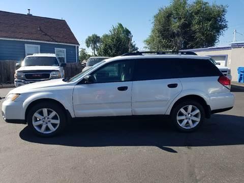 2009 Subaru Outback for sale at Oak Street Auto Brokers in Pocatello ID