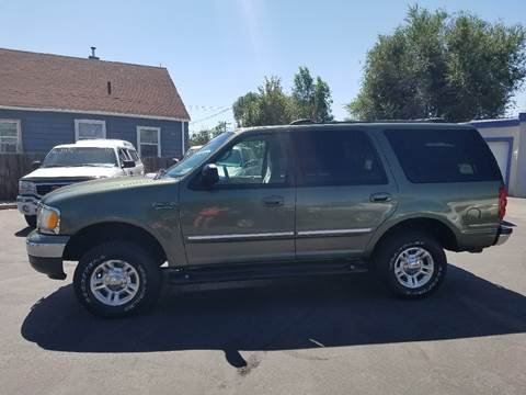 2001 Ford Expedition for sale at Oak Street Auto Brokers in Pocatello ID