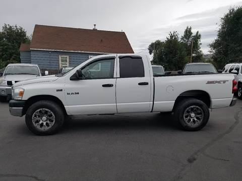 2008 Dodge Ram Pickup 1500 for sale at Oak Street Auto Brokers in Pocatello ID