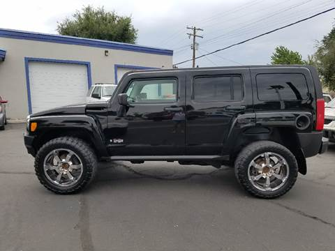 2006 HUMMER H3 for sale at Oak Street Auto Brokers in Pocatello ID