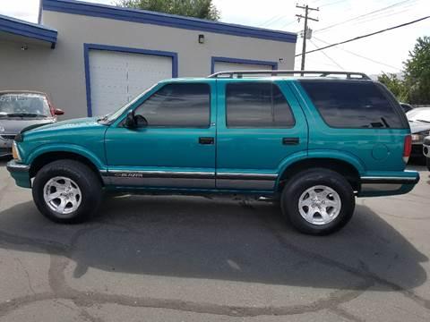 1996 Chevrolet Blazer for sale in Pocatello, ID