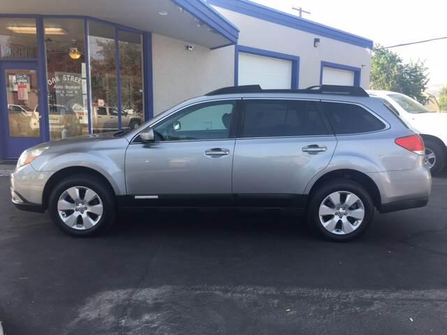 2011 Subaru Outback for sale at Oak Street Auto Brokers in Pocatello ID