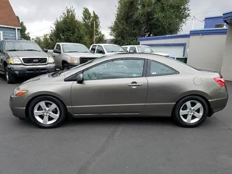 2006 Honda Civic for sale at Oak Street Auto Brokers in Pocatello ID