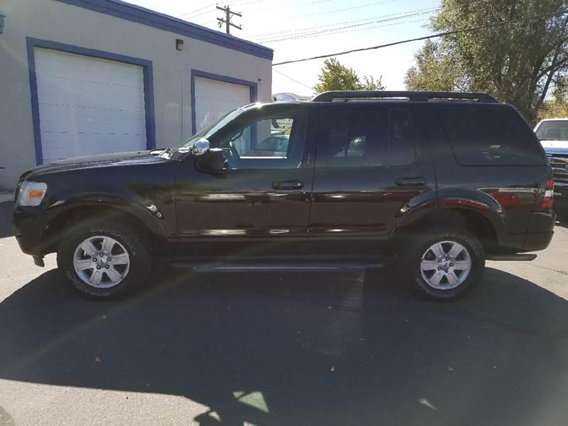 2009 Ford Explorer for sale at Oak Street Auto Brokers in Pocatello ID