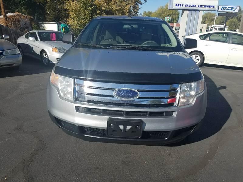 2007 Ford Edge for sale at Oak Street Auto Brokers in Pocatello ID