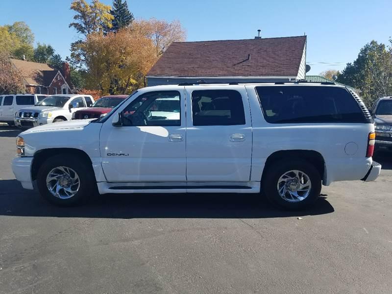 2001 GMC Yukon XL for sale at Oak Street Auto Brokers in Pocatello ID