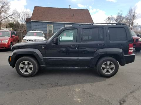 2008 Jeep Liberty for sale in Pocatello, ID