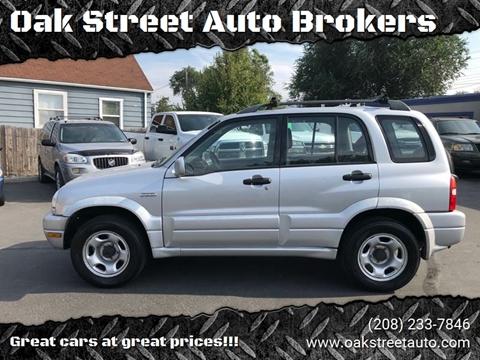 2001 Suzuki Grand Vitara for sale in Pocatello, ID