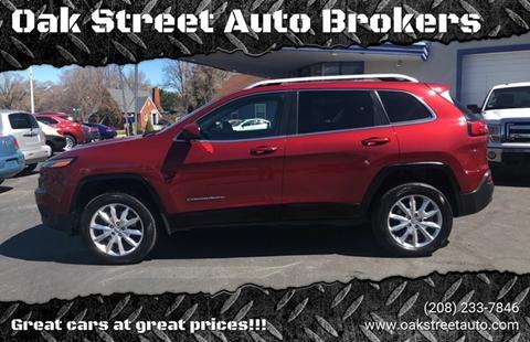 2014 Jeep Cherokee for sale in Pocatello, ID