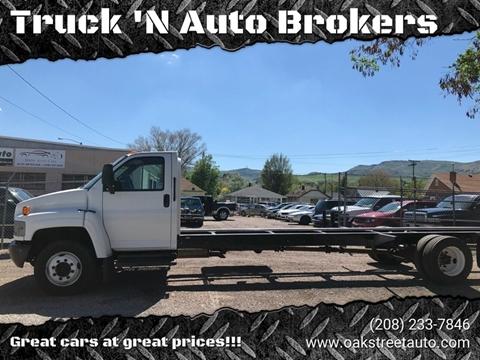 2005 GMC C5500 for sale in Pocatello, ID