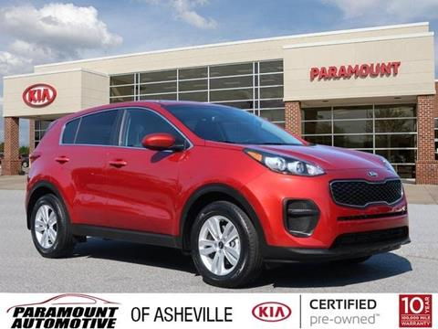 2019 Kia Sportage for sale in Asheville, NC