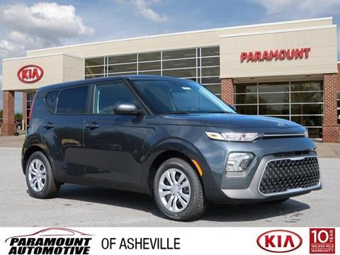 2020 Kia Soul for sale in Asheville, NC