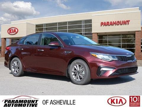 2020 Kia Optima for sale in Asheville, NC