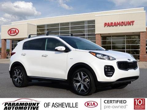 2017 Kia Sportage for sale in Asheville, NC
