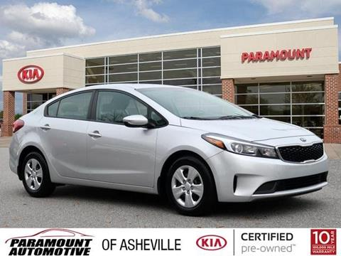 2017 Kia Forte for sale in Asheville, NC