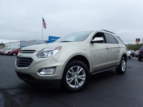 2016 Chevrolet Equinox for sale in North Vernon, IN