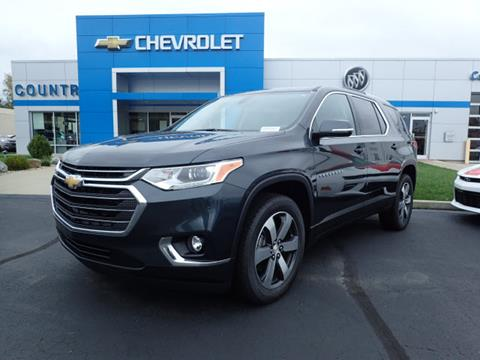 2018 Chevrolet Traverse for sale in North Vernon, IN