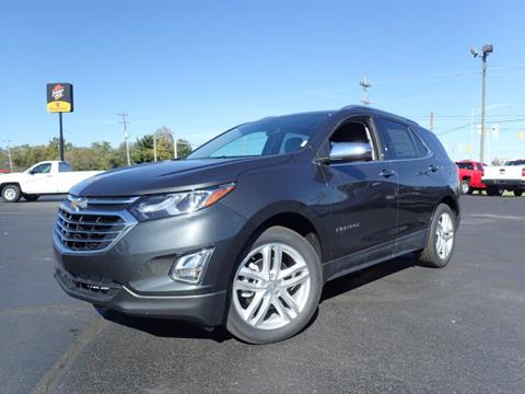 2018 Chevrolet Equinox for sale in North Vernon, IN