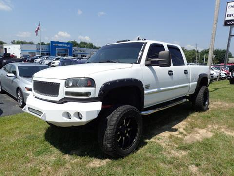 2006 GMC Sierra 2500HD for sale in North Vernon, IN