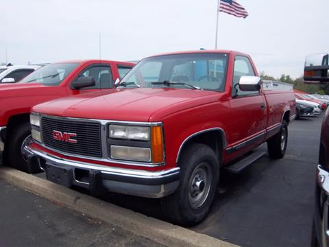 1993 GMC Sierra 2500 for sale in North Vernon, IN