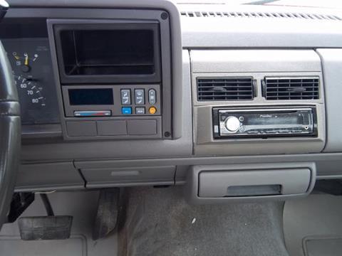 1993 GMC Sierra 2500