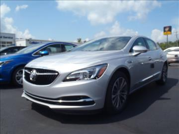 2017 Buick LaCrosse for sale in North Vernon, IN