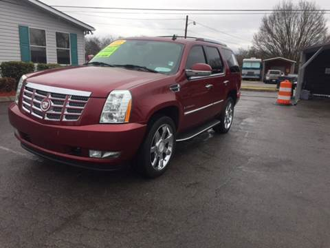 2008 Cadillac Escalade for sale at Unique Auto Sales in Knoxville TN